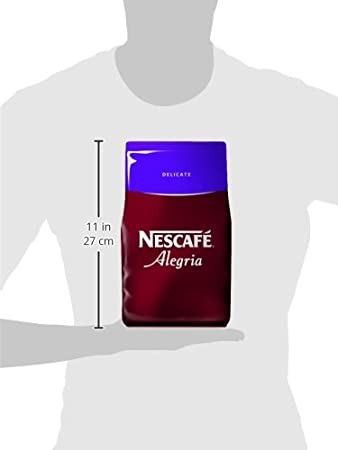 Amazon.com : Nescafe Coffee, Delicate, 14.1 Ounce : Grocery & Gourmet Food