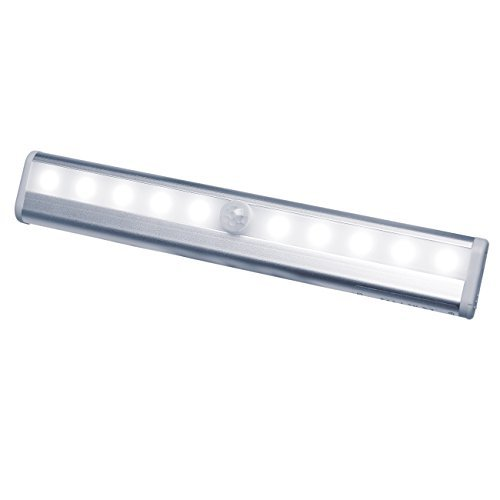 Diateklity Motion Sensing Closet Light Diy Stick On
