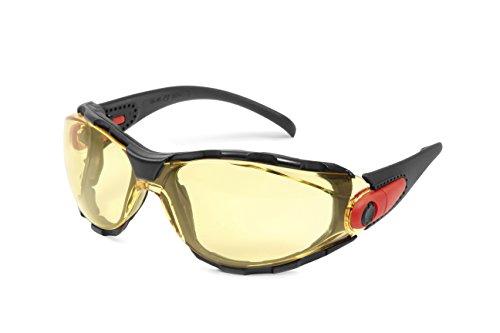 (Elvex WELGG40AAF Go-Specs Lens, Amber)
