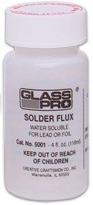 Glass Pro Flux - 4 Oz Delphi Glass