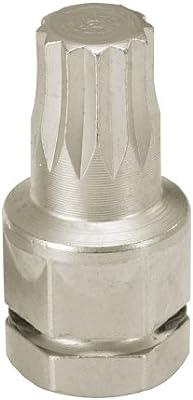 KS TOOLS Micro Bit für Vielzahn-Schrauben 8mm 503.8154