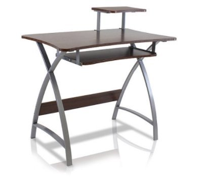 Home Office, Writing Desk, Wood/Metal by By Home Design