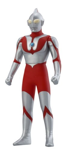 Bandai Ultraman Superheroes Ultra Hero 500 Series #1: Ultraman ()