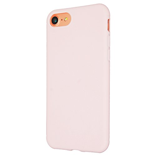 Baby Pink Silicone Skin Case - 8