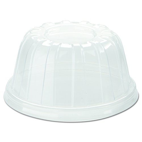 (Dart 20HDLC D-T Sundae/Cold Cup Lids, 5-32oz Cups, Clear (Case of 1000) )