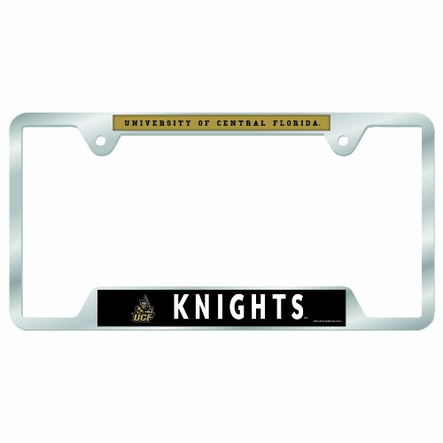 WinCraft NCAA Central Florida Knights License Plate Frames, 67837010
