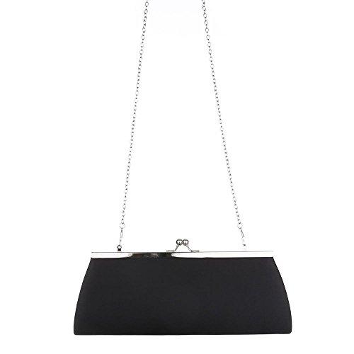 Ital-DesignAbendtasche Bei Ital-design - bolso de noche Mujer negro