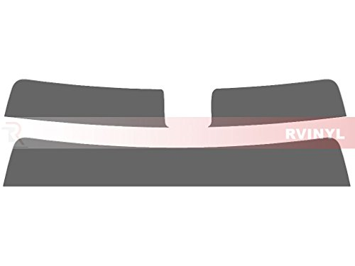 Rtint Window Tint Kit for Honda Accord 2013-2017 (Coupe) - Windshield Strip - 35%
