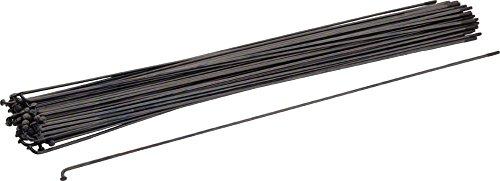 Wheelsmith 20/17 x 274mm Black Spokes Bag of 50 by Wheelsmith