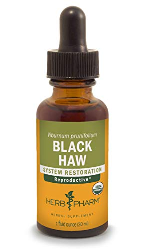 Cheap Herb Pharm Certified Organic Black Haw Liquid Extract – 1 Ounce