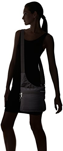 One Black RFID 1 Fate w Black Women's Crossbody Size Hedgren wgBpnHqO