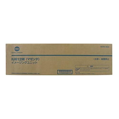 Wholesale KONICA MINOLTA OEM A0TK0ED DRUM (MAGENTA) For BIZHUBC452 (A0TK0ED, IU612M) -