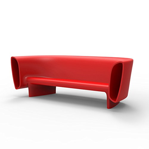 Vondom Bum Bum Sofa Red