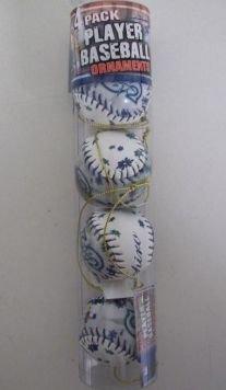 Ichiro Mariners MLB Player Baseball Ornaments 4 (Mlb Player Ornament)