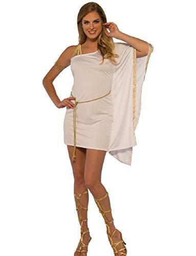 Women's Ancient Greek Mythology Goddess Toga Dress -