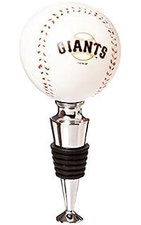 Amazon.com: San Francisco Giants Resin Logo High Heel Shoe Wine ...