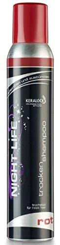 keralock Night Life a secco Shampoo Rosso, 172G 018301