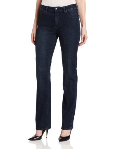 Miraclebody by Miraclesuit Women's Katie Sanded Straight Leg Jean, Woodbridge, 12