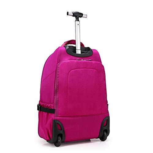 online retailer 76a16 9259d Ruedas Bolsa De Maleta Rodante Mochila La Carry l Para on Hasta Llevar  Equipaje Pulgadas En ...