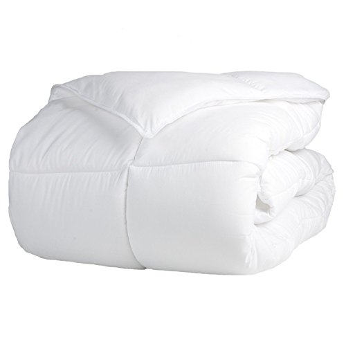 down alternative white comforter - 1
