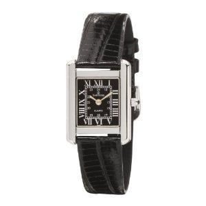 Sartego Women's SEN291B Toledo Leather Strap Quartz Watch