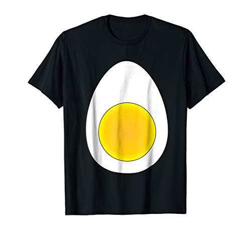 Deviled Egg Costume Shirt Wear With Devil Horns & -