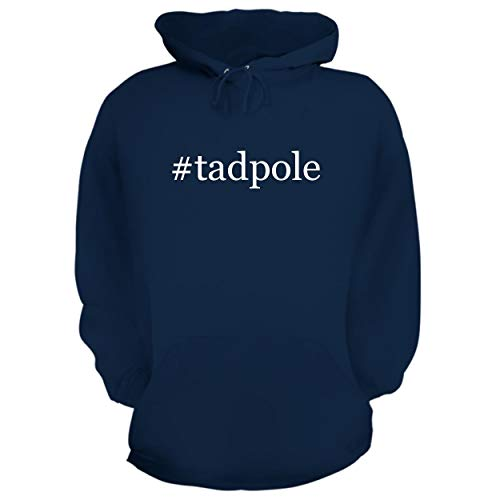 #Tadpole - Graphic Hoodie Sweatshirt, Navy, XXX-Large