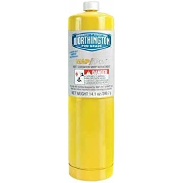 Amazon com: WORTHINGTON CYLINDER 332585 14 1 oz Pre-Filled