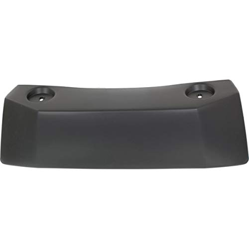 - New Rear Bumper Tow Hook Cover For 2015-2018 Cadillac Escalade/Escalade ESV Trailer Hitch Cover, Paint To Match, Steel GM1180178 23431237