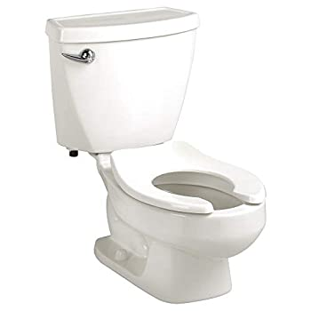 Image of American Standard 2315.228.020 Baby Devoro Flowise 10-Inch High Round Front Toilet, White