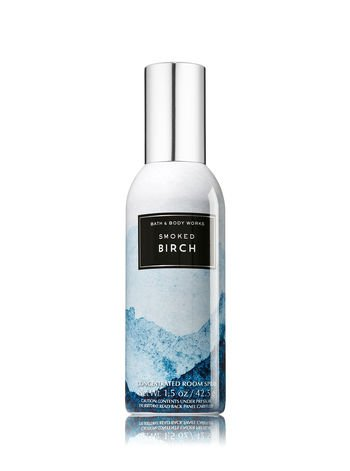 Bath & Body Works Concentrated Room Perfume Spray Smoked Birch