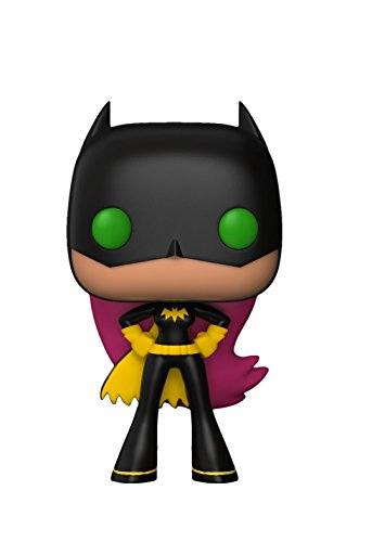 Funko Pop!-Teen Titans Go Starfire as Batgirl (20392)