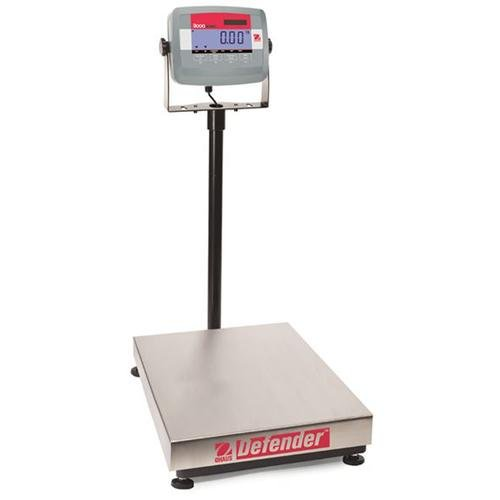Defender 3000 Washdown Scale - Bench Scale - D31P150BX Defender 3000 300 x 0.05 lb