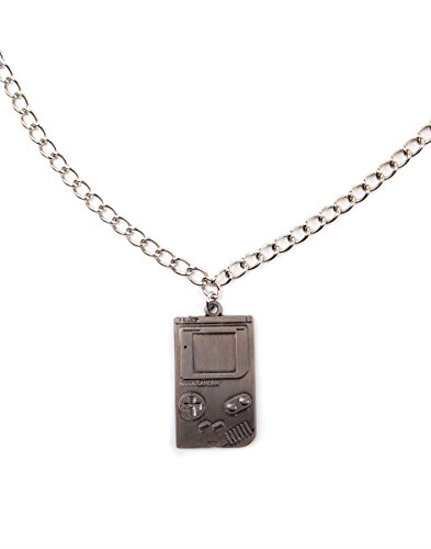 Used, Nintendo JE101312NTN Game Boy Metal Necklace (One Size) for sale  Delivered anywhere in USA