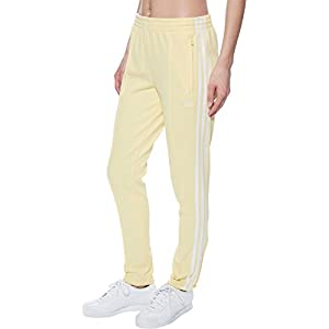 adidas Originals Women's SST Track Pants Sand Large 29