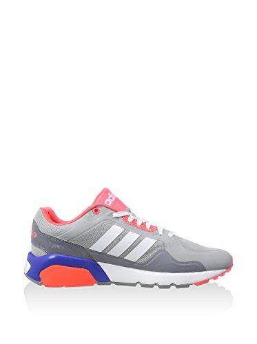 ... adidas Damen Freizeit Sneaker NEO RUN 9TIES grau grau/koralle/blau