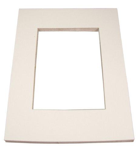 Inovart Picture-It White Pre-Cut Art/Presentation 9