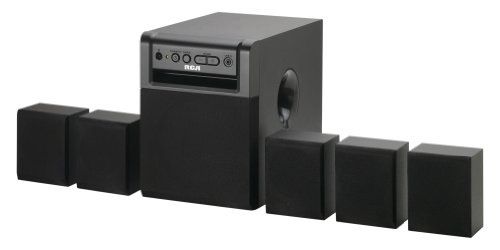 RCA 80W DVD Home Theater System RT151