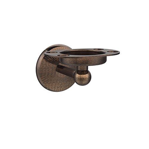Allied Brass MC-26-VB Monte Carlo Collection Tumbler/Toothbrush Holder, Venetian Bronze (Monte Carlo Tumbler)