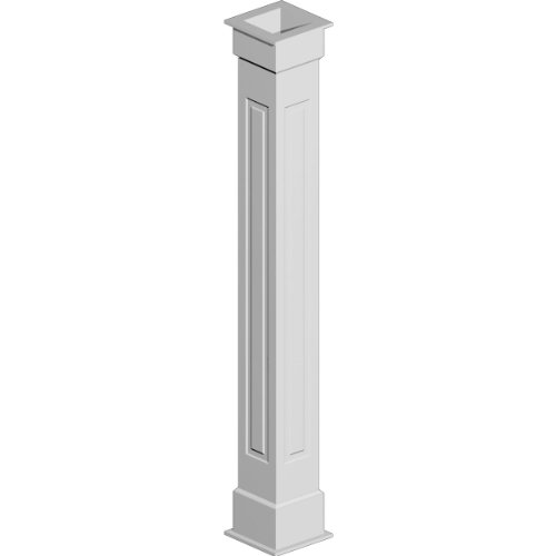 Column Raised Panel (COLUMN WRAP KIT 8X96 RP 1BX NON TAPERED RAISED PANEL)