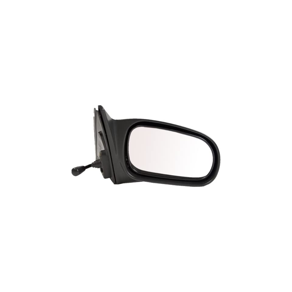 OE Replacement Honda Civic Passenger Side Mirror Outside Rear View (Partslink Number HO1321123)