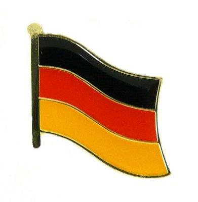 Flaggen Pin Fahne Deutschland Pins Anstecknadel Flagge Fahnenwelt