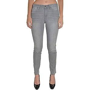 Calvin Klein Jeans Womens Ultimate Skinny Leg Jean, Rinse