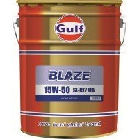 ガルフ ブレイズ 15W-50 SL/CF/MA 鉱物油 20L B06XRBPFWG