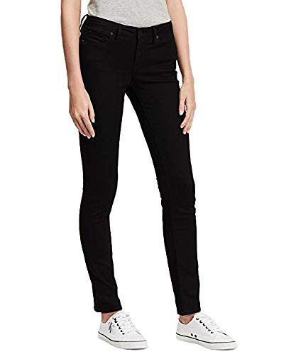 Calvin Klein Jeans Women's Ultimate Skinny Jeans, Black, ()