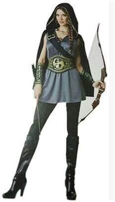Hapyshop Disfraz de Cazador de Halloween, Caballero heroico ...