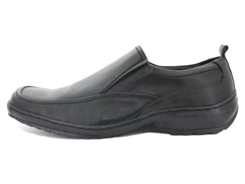 S.TENS - Mocassins en cuir homme - taille : 41