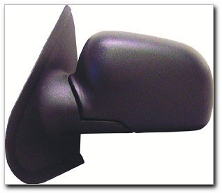 CIPA 42095 OE Replacement Electric Outside Rearview Mirror (Black) - Left Hand Side