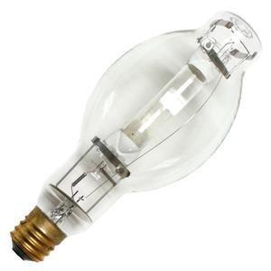 - MH1000/U/MOG 1000-Watt Metal Halide BT37 Bulb, Mogul E39 Base, Clear