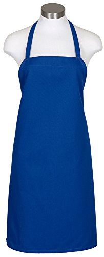 Fame Adult's Everyday Coverup Apron -Royal Blue-O/S